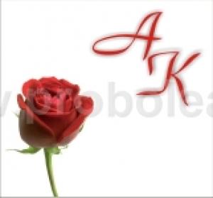 Προσκλητήριο κόκκινο τριαντάφυλλο