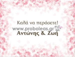 Σουπλά ροζ πέταλα