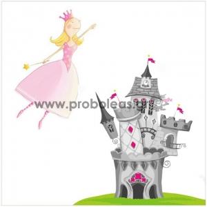 Προσκλητήριο νεράϊδα κάστρο
